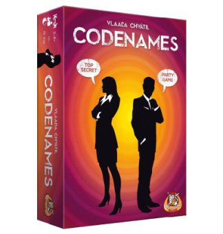 Codenames bordspel productfoto