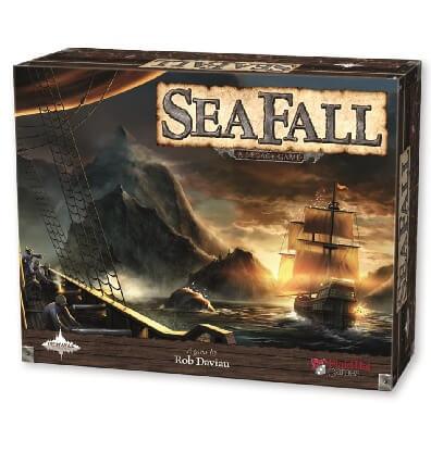 Seafall bordspel productfoto
