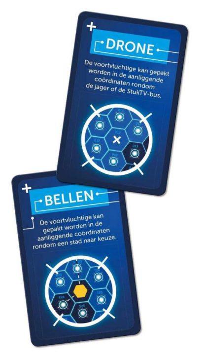 Jachtseizoen bordspel speelkaarten