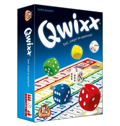 Qwixx spel