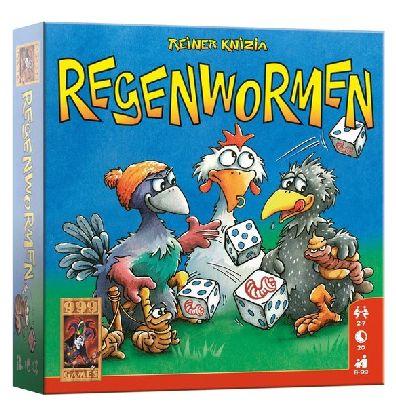 Regenwormen spel