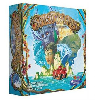 Spirit Island bordspel productfoto