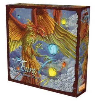 Tsuro Phoenix Rising Bordspel Productfoto