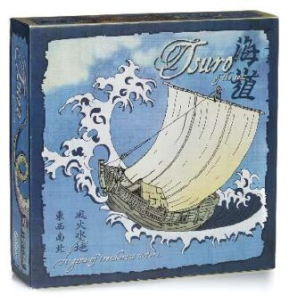Tsuro of the Seas Bordspel Productfoto