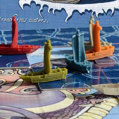Tsuro of the Seas Boten