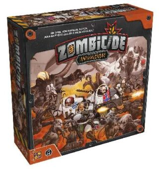 Zombicide Invader Bordspel Productfoto