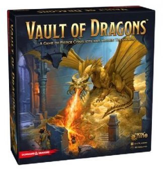 Dungeons & Dragons Vault of Dragons Bordspel Productfoto