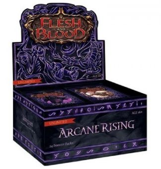 Flesh and Blood Arcane Rising Unlimited Boosterbox