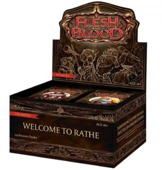 Flesh and Blood Welcome to Rathe Unlimited Boosterbox