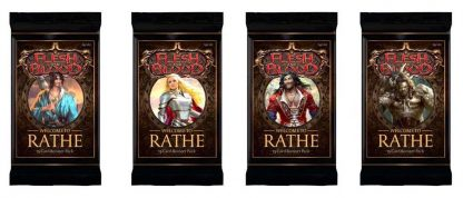 Flesh and Blood Welcome to Rathe Unlimited Boosterbox Pakjes