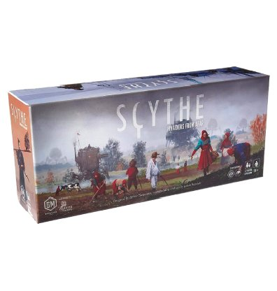 Scythe Invaders from Afar Bordspel productdoto