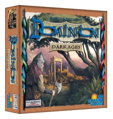 Dominion Dark Ages Bordspel Productfoto