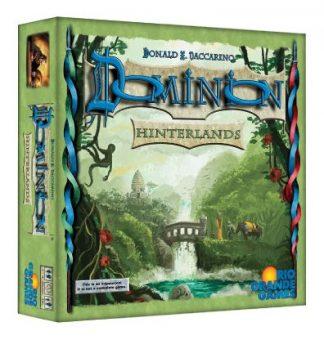 Dominion Hinterlands Bordspel Productfoto