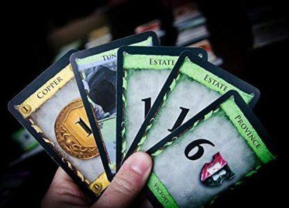 Dominion Hinterlands Bordspel Speelkaarten 2