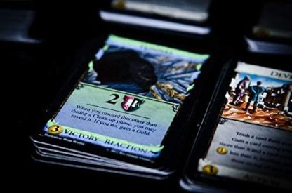 Dominion Hinterlands Bordspel Speelkaarten