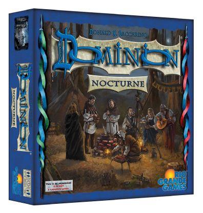 Dominion Nocturne Bordspel Productfoto
