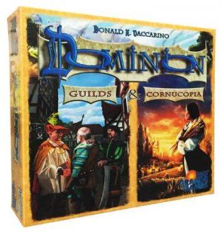 Dominion Guilds & Cornucopia Bordspel